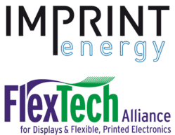Imprint Energy and FlexTech Alliance logos