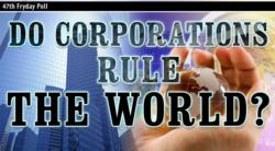 Do Corporations Rule The World? New Infographic