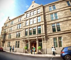 St. Andrew's Court, newly launched student accommodation in Glasgow