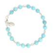 Turquoisit Bracelet by Leonor Heleno