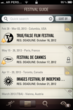 Festival Guide (iPhone Snapshot)