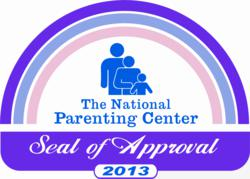 gI 125674 2013 The National Parenting Center Awards ifocus with 2013 Seal of Approval