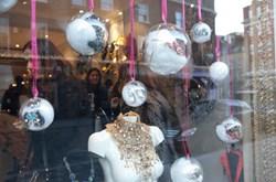 Christmastime in Elizabeth Street