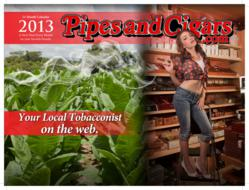 free 2013 cigar calendar