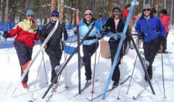 Traverse City: Fun on the Women's Winter Tour