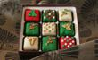 Secret Santa, marshmallow, S'Mores, Petits Fours, Christmas, gift guide, best gifts, Holiday gifts, dessert, New York