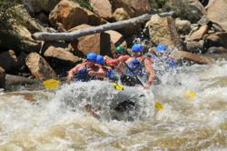 Colorado rafting discounts on Arkansas River - Half off full-days.