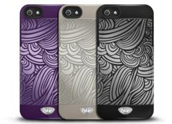 iSkin announces Swirl Edition case for iPhone® 5