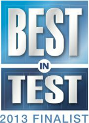 ADLINK's PXIe-9848 is T&M Best in Test Award Finalist