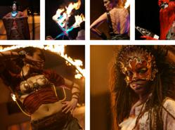 The Crucible is bringing back Hot Couture: A Fusion of Fashion and Fire to celebrate our 14th year anniversary. Photos are from Hot Couture 2008.