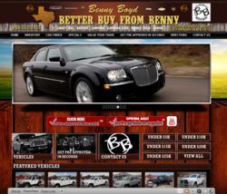 Benny Boyd Bastrop Chrysler Dodge Jeep