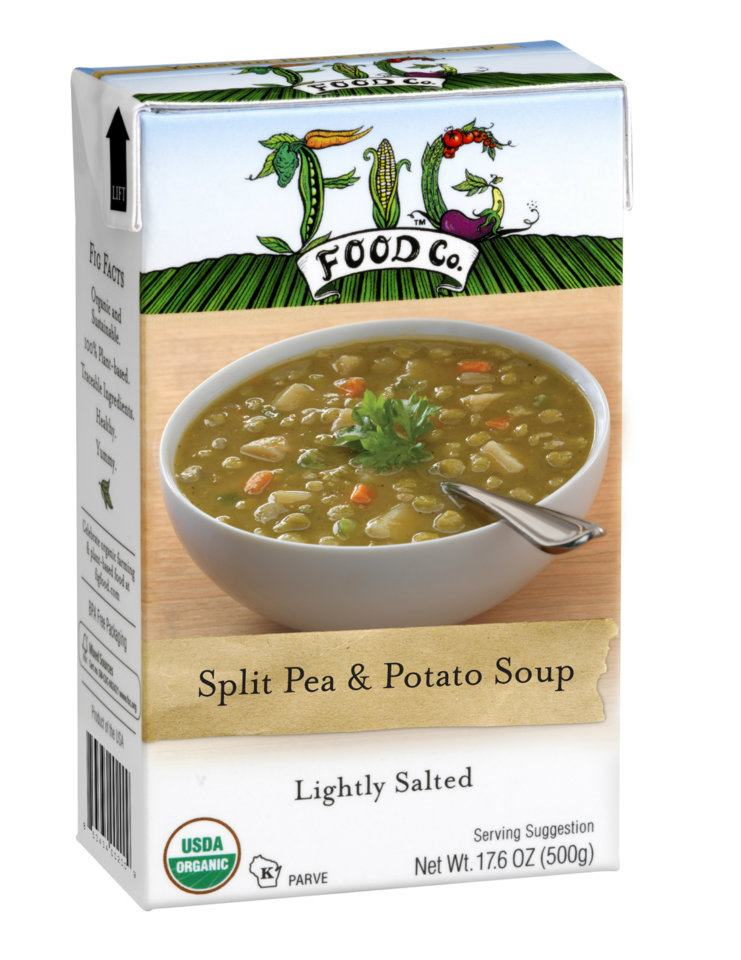 Split Pea and Potato Soup Yucatan Black Bean Soup