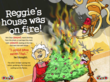 ON FIRE: Brilliantly illustrated and immersive, with interactive scenes, sound effects and animations