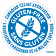 A Mark of Trust endorsed by Canadian Celiac Association (CCA)