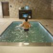 Hydrotherapy Course Featuring HydroWorx Pool at St. George's Park National Football Centre