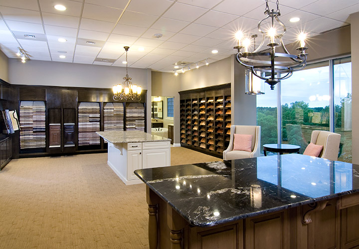 shea homes in charlotte nc unveils new state of the art design studio. Black Bedroom Furniture Sets. Home Design Ideas