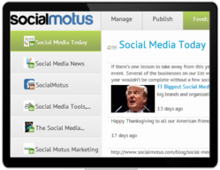 SocialMotus now supports LinkedIn Company Pages, Profiles and Groups