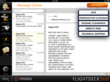 FlightDeck 360 screen capture