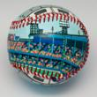 The Limited Edition Tiger Stadium 100-Year Anniversary design from Unforgettaballs!®