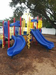 Commercial Playground Equipment from American Parks Company - www.americanparkscompany.com