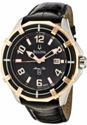 Bulova Marine watches