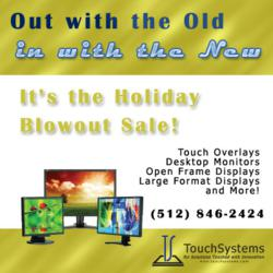TouchSystems Holiday Promo