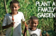 Give a Gift of Hope- family garden