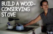 Give a Gift of Hope- build a wood-conserving stove