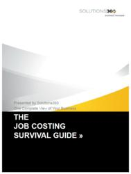 Job Costing Survival Guide