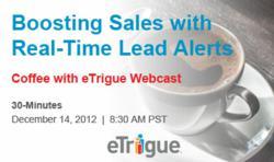 eTrigue marketing automation webcast