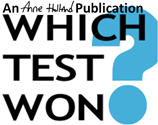 WhichTestWon logo
