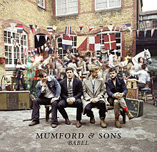 Deering Artists Mumford and Sons