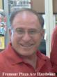 Bill Stoermer, managing partner of Fremont Plaza Ace Hardware
