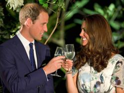 Kate Middleton Champagne