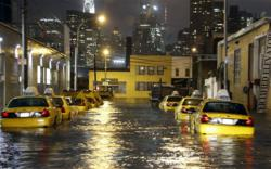 Hurricane Sandy and the Disaster Response Network