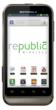 Republic Wireless offers a $19 WiFi-cellular hybrid calling smartphone plan  With Unlimited Data, Text and Voice and no contract.