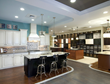 Shea Homes' Charlotte Design Studio Kitchen