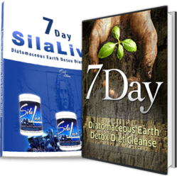 7 Day Food Grade Diatomaceous Earth Silica Detox Diet Cleanse Program
