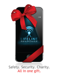 LifeLine Response 'Gift App and Give Back' Campaign