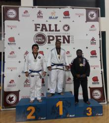 Big Sal - Blue Belt Ultra Champion