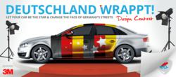 """Carfrogger Design Contest """"Deutschland wrappt!"""""""