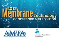 2013 Membrane Technology Conference Logo