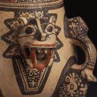 Pear-Shaped Tripod Vessel, Costa Rica/Nicaragua, 1000-1350 AD