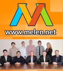 Melen Logo & Team