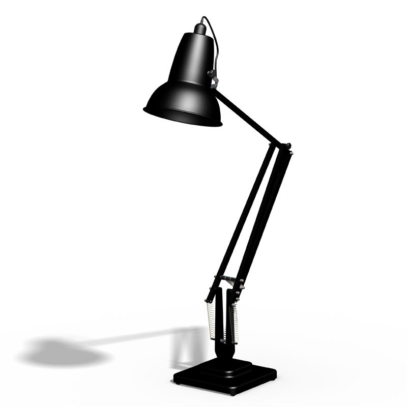 Dotcom boom 2 0 tech industry is snapping up 3 500 giant desk lamps say - Giant anglepoise lamp ...