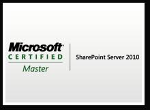 (MCM) for Microsoft SharePoint Server 2010