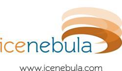 Ice Nebula Logo