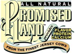 Promised Land Dairy logo