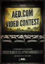 AED.com Facebook Video Contest