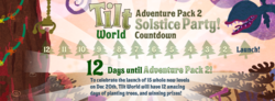 iPhone Game Counts Down to the Tilt World Adventure Pack 2 Release